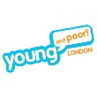 Young and Poor London logo